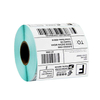 Thermal paper sticker